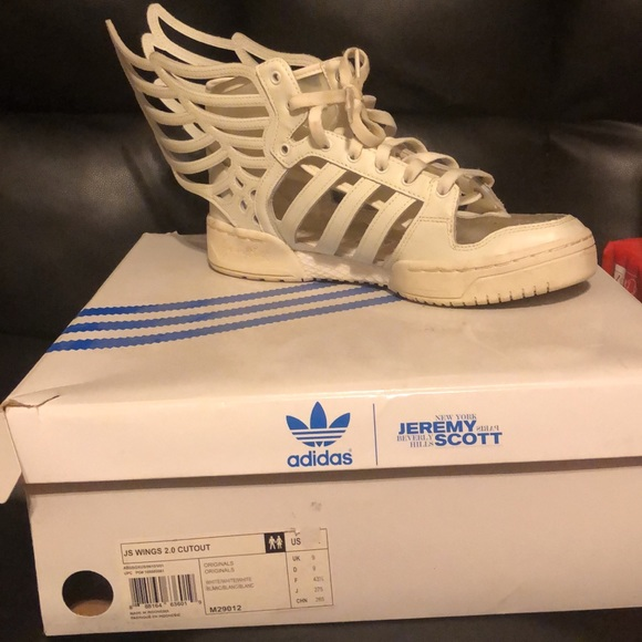 adidas Other - Adidas Jeremy Scott Wings 2.0 Cut Out 135ae79007d2